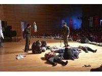 """ASÜ'de """"Hocalı Katliamı ve Karabağ Meselesi"""" etkinliği"""