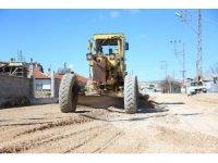 Meram Belediyesi yeni asfalt sezonuna hızlı başladı