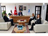 HAYTAP'dan Akşehir Belediyesine teşekkür ziyareti