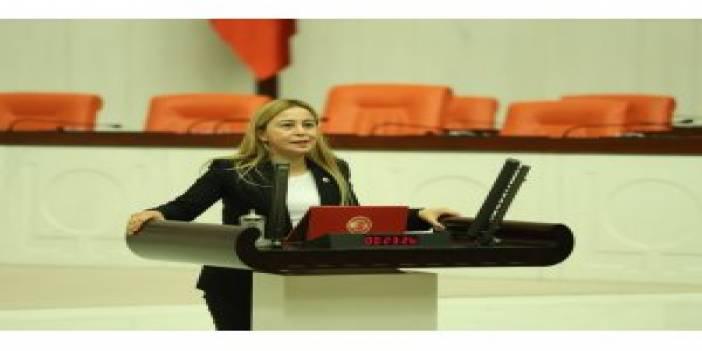 """MHP'li Esin Kara: """"Sözleşmeli Devlet Tiyatroları personeli kadroya alınmalı"""""""