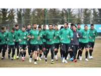 Konyaspor, Yeni Malatyaspor maçı hazırlıklarını sürdürdü