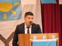 Kürşad Ünlü İYİ Parti Eskil İlçe Başkanı Oldu