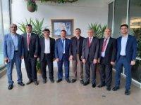 Hüyüklü belediye meclis üyeleri mevzuat bilgilendirme toplantısına katıldı