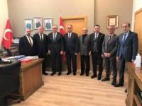 Başkan Oprukçu, ziyaretlerini sürdürüyor