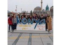 Hüyük'te özel öğrencilere Konya gezisi