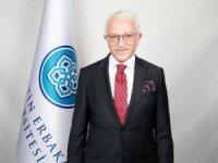 NEÜ Rektörü Prof. Dr. Cem Zorlu'dan sağlık çalışanlarına mesaj