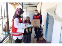 Aksaray Belediyesi tüm yaşlıların ihtiyaçlarını gideriyor