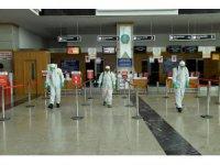 Konya'da korona virüsle mücadele etkin şekilde sürdürülüyor