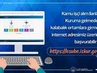 Aksaray'da Hastanelere 72 Kamu İşçisi Alınacak