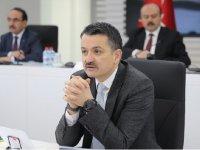 """Bakan Pakdemirli, """"Dünyayı Doyuran Ülke, Türkiye Olacaktır"""""""