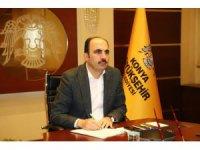 Başkan Altay ilçe belediye başkanlarıyla telekonferansla görüştü