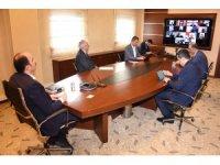 """Başkan Altay: """"Konya için şimdi Konyalıya yardım etme zamanı"""""""