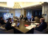 Başkan Altay Cumhurbaşkanı Erdoğan ile görüştü