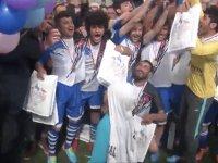 Böğetspor - Kaputaşspor Final Maçının Görüntüleri (VİDEO)