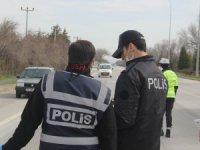 Konya'ya giriş ve çıkışlar kapatıldı