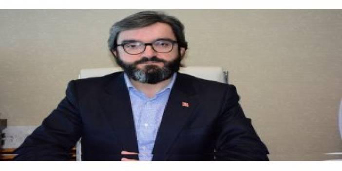 """Konya Tabip Odası Başkanı Dr. Karaca: """"Tüm gücümüzle insanlık için çalışmaya devam edeceğiz"""""""