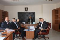 Aksarayİl Özel İdaresi Denetim Komisyonu Çalışmalarına Başladı