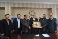 Çalışkan Müdür'den Aksaray MÜSİAD'a ziyaret