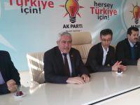Mustafa Zavlak farkını gösteriyor! Muhtarlarla istişare toplantısı