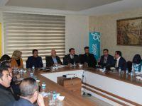 Cihanbeyli'de Organize Hayvancılık Bölgesi Toplantısı Gerçekleştirildi