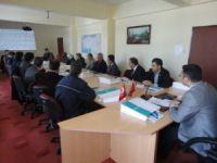 Derebucak'ta Mali Yılı Destek Programları Bilgilendirme Toplantısı