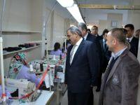 Bakan Yardımcısı  Halil Etyemez'den Ereğli'ye Ziyaret