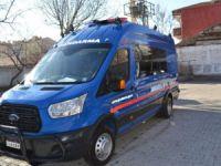 Kulu Jandarma Komutanlığı'na Tam Donanımlı Mobil Araç