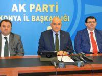 Konya Türkiye'nin en büyük ikinci organize sanayi bölgesi konumundadır