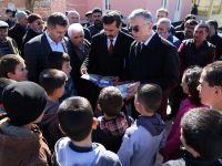 Köylerin çöpünü Eskil Belediyesi toplayacak