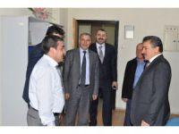 Başkan Tutal'dan Vergi Dairesi Müdürü'ne Ziyaret