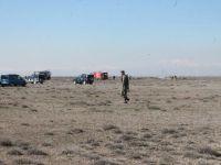 Konya'da Askeri Bir Uçağın Düştüğü Bildirildi.