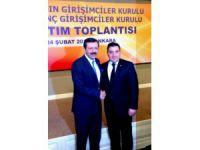 Serhat Yaya, İç Anadolu Bölge Başkanı Seçildi