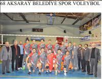 Filede  Aksaray Belediyespor Final Kapısından Döndü