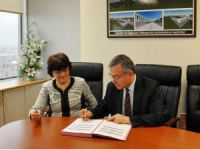 NEÜ İle Szolnok College Arasında Protokol İmzalandı
