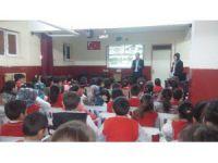 Beyşehir'de Okullarda Geri Dönüşüm Semineri