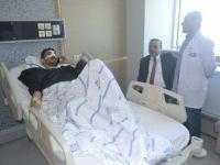 Ali Çamdalı Ameliyat Oldu