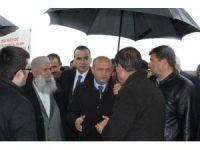 Bakan Işık Cihanbeyli'de Cenazeye Katıldı