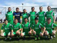 Kökezspor ve Mezgitlispor yarı final de