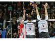 Ziraat Bankası, Powervolleys'i 3-0 yendi