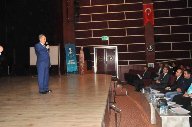 Ulusal Nasreddin Hoca Fıkra Canlandırma Yarışması Akşehir elemeleri sürüyor