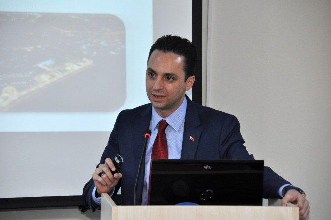 """Dr. Aydın: """"Bilkent Şehir Hastanesi Avrupa'nın en büyük hastanesi olacak"""""""