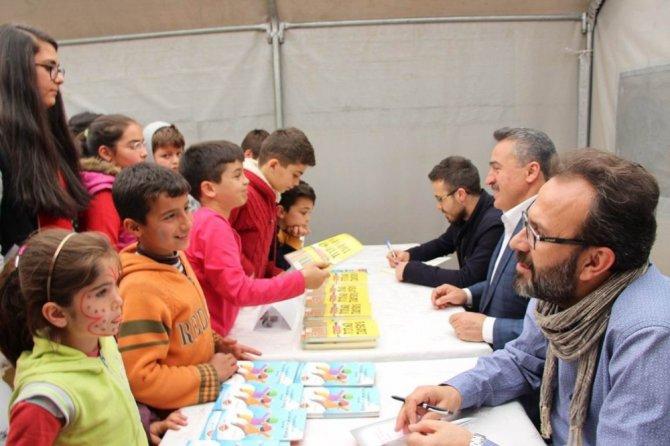 Seydişehir Kitap Günleri sona erdi