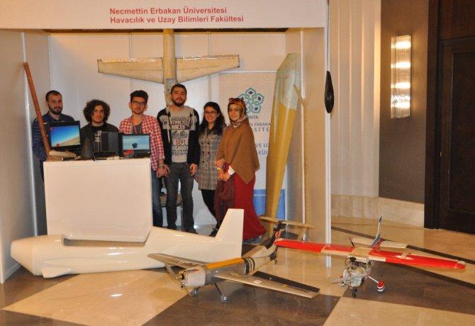 NEÜ'de Savunma ve Havacılık Sanayi konulu konferans