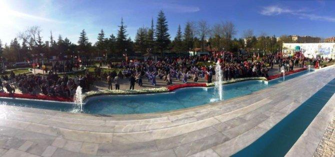 Ereğli'de Şehit Uzman Çavuş Tuğrul Köseoğlu Parkı açıldı