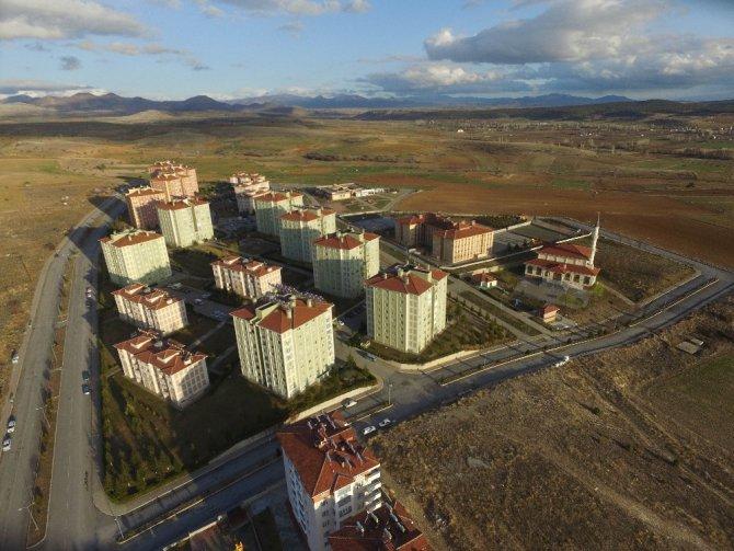Beyşehir'de toplu konutlara dış mahallelerden yoğun ilgi