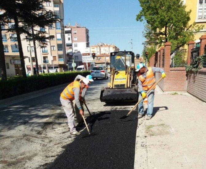Ereğli Belediyesi çalışmalarına devam ediyor