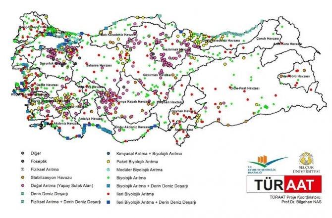 Selçuk Üniversitesi, bakanlık Adına TÜRAAT Projesi'ni 81 ilde tamamladı