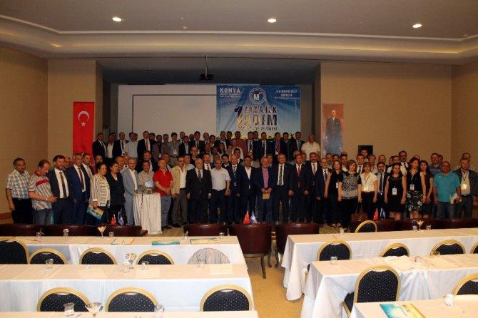 Konya SMMMO, 1. Yaza İlk Adım Eğitim Seminerini Antalya'da yaptı