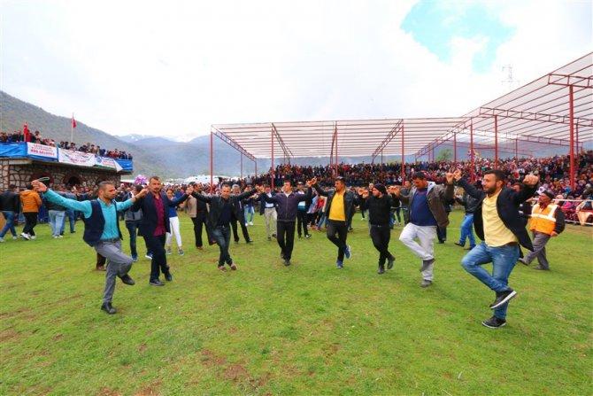 Aksaray'da Hıdırellez Kültür ve Bahar Bayramı