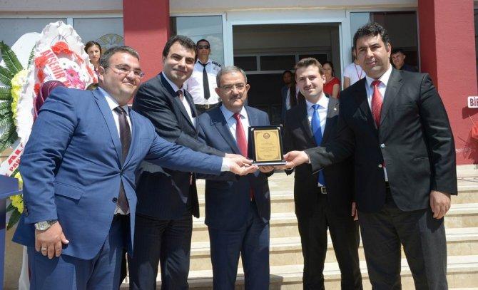 Selçuk Üniversitesi Yunak MYO açıldı